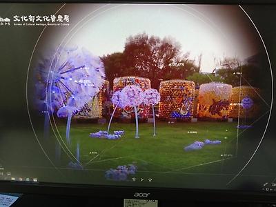 文資藝術燈節宣傳影片