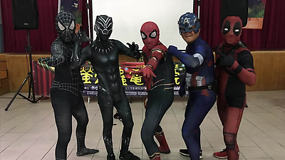 螢火蟲電影院社區專訪-臺中市和平區松鶴社區