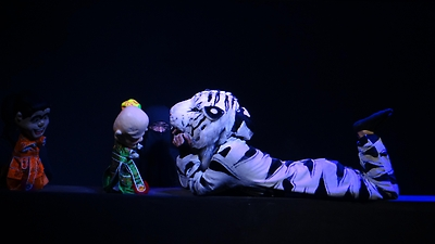"""2021/10/23 真雲林閣掌中劇團--親子兒童劇""""芭樂.葫蘆.咕嚕山"""""""