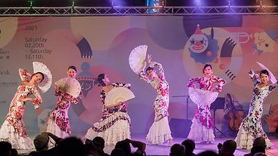 2021/10/24 迷火佛拉明哥舞團--西班牙月亮之歌