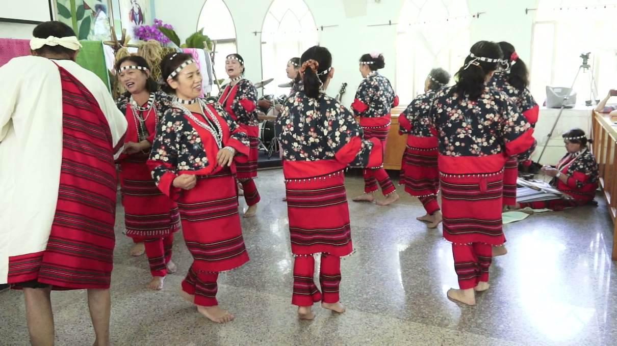 賽德克傳統文化藝術團【賽德克傳統文化影像紀實】中文影音片段