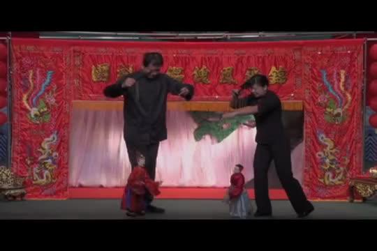 錦飛鳳傀儡戲劇團【嘉禮迎春戲元宵】中文影音片段