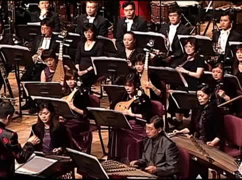 臺北市立國樂團【望月聽風】中文影音片段