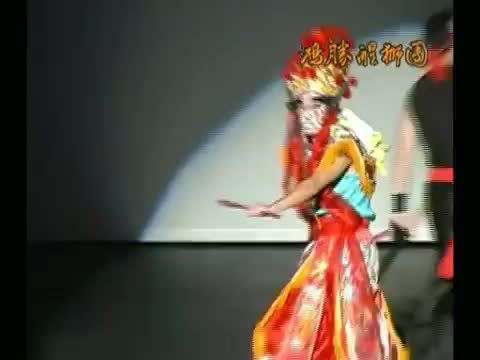 鴻勝醒獅團【酬神-官將首】中文影音片段
