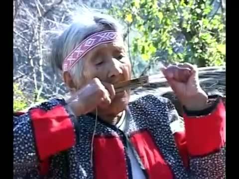 賽德克傳統文化藝術團【賽德克族口簧琴】中文影音片段