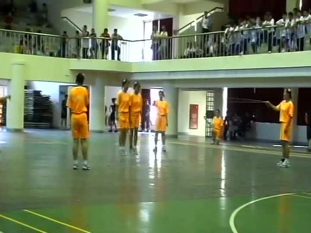 女團花式跳繩