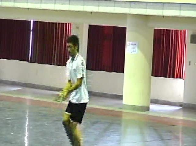 男單花式跳繩