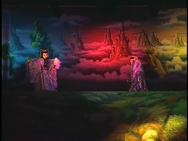 耍棍:明興閣《西遊記之孫悟空大鬧天宮》