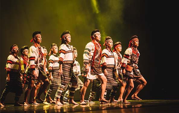 《織•泰雅族樂舞》音樂會宣傳片