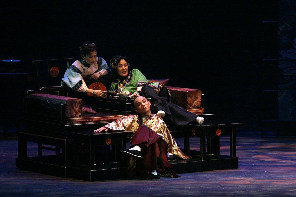 國光劇團《金鎖記》(2010上海CF)