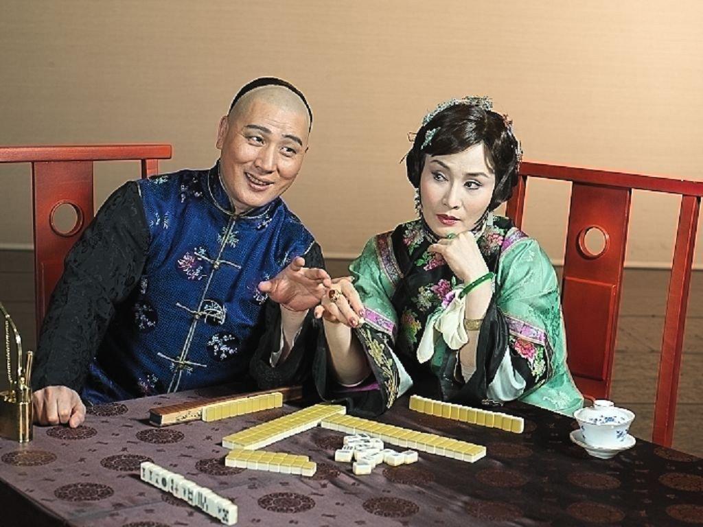 國光劇團《金鎖記》(2010上海30秒CF)