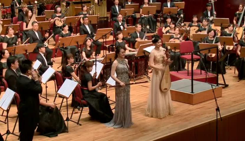 臺灣國樂團 《聲動臺灣》 -聽香 選段