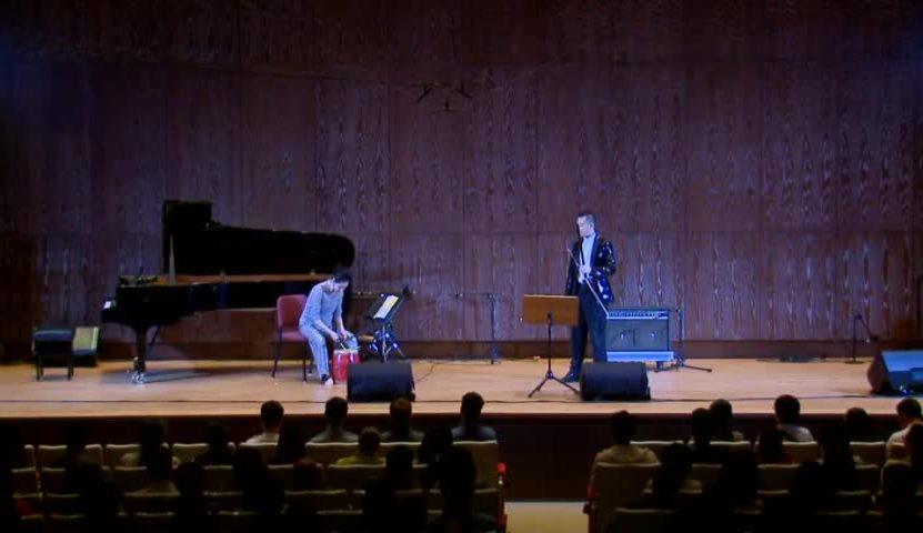 臺灣國樂團 《跨越‧尋空》-跨樂  選段