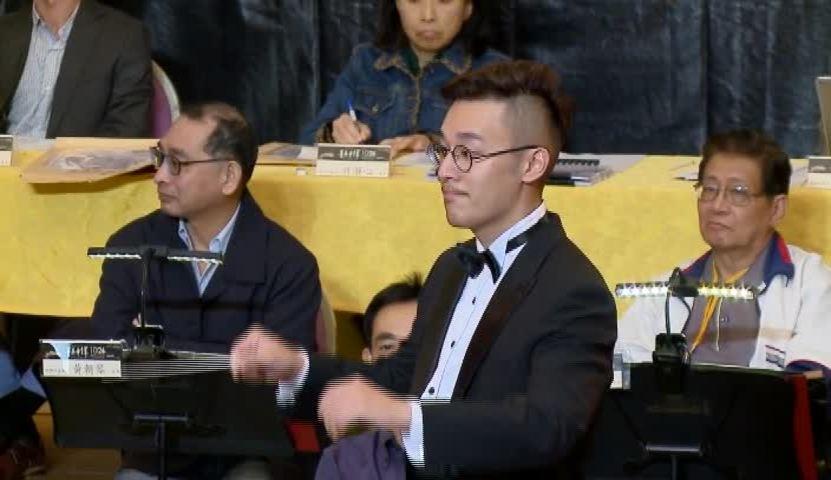 臺灣國樂團 《菁英爭揮》周聖文指揮 春樹慕雲幻想曲選段