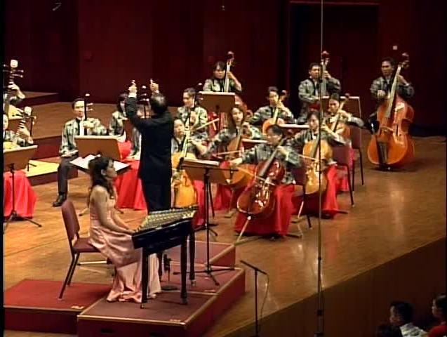 NCO經典系列~《你喜愛的國樂名曲》-驪山池影選段