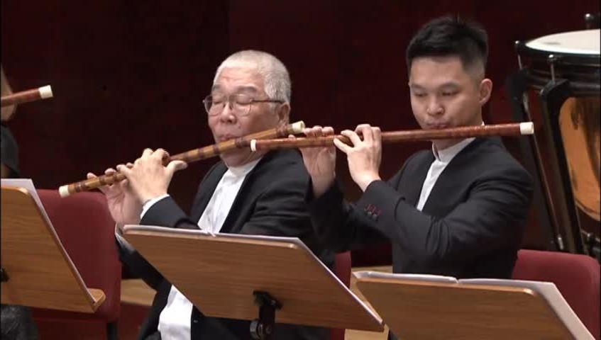 臺灣國樂團 《動感彈撥》丹鳳遨遊 選段