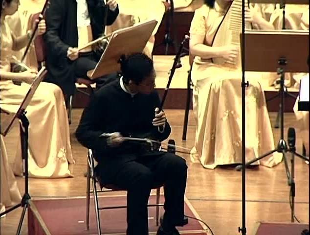 臺灣國樂團 樂壇新秀與NCO~胡琴與琵琶的風雲際會 長城隨想選段
