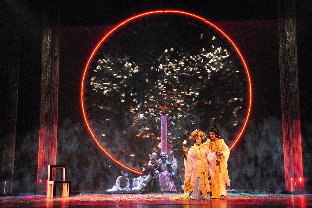 臺灣豫劇團2010年度大戲《花嫁巫娘》下