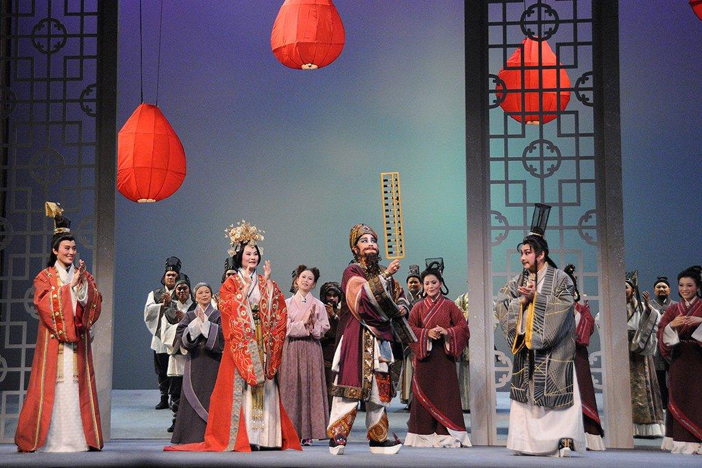 臺灣豫劇團2009年度大戲《約/束》