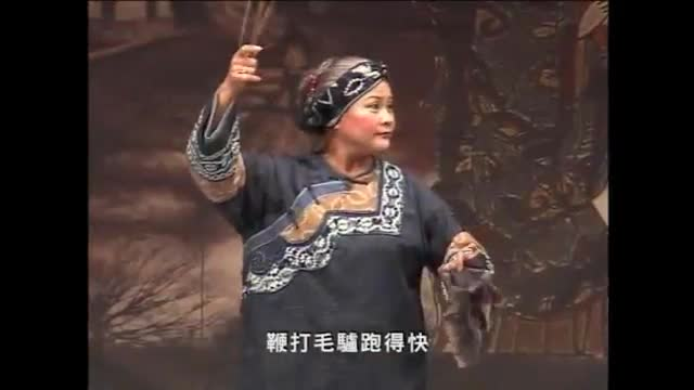 臺灣豫劇團【劉姥姥:紅樓夢】中文影音片段