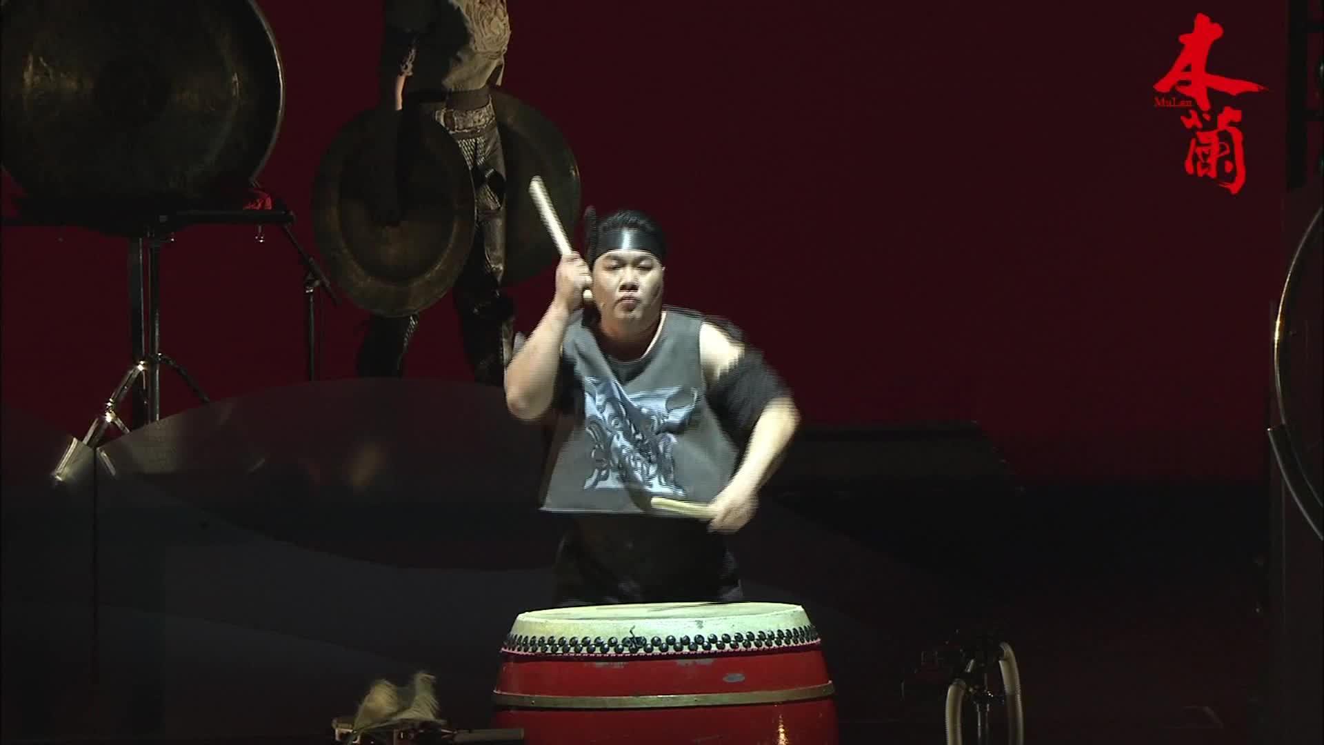 臺灣戲曲中心開幕系列 擊樂劇場《木蘭》宣傳短片