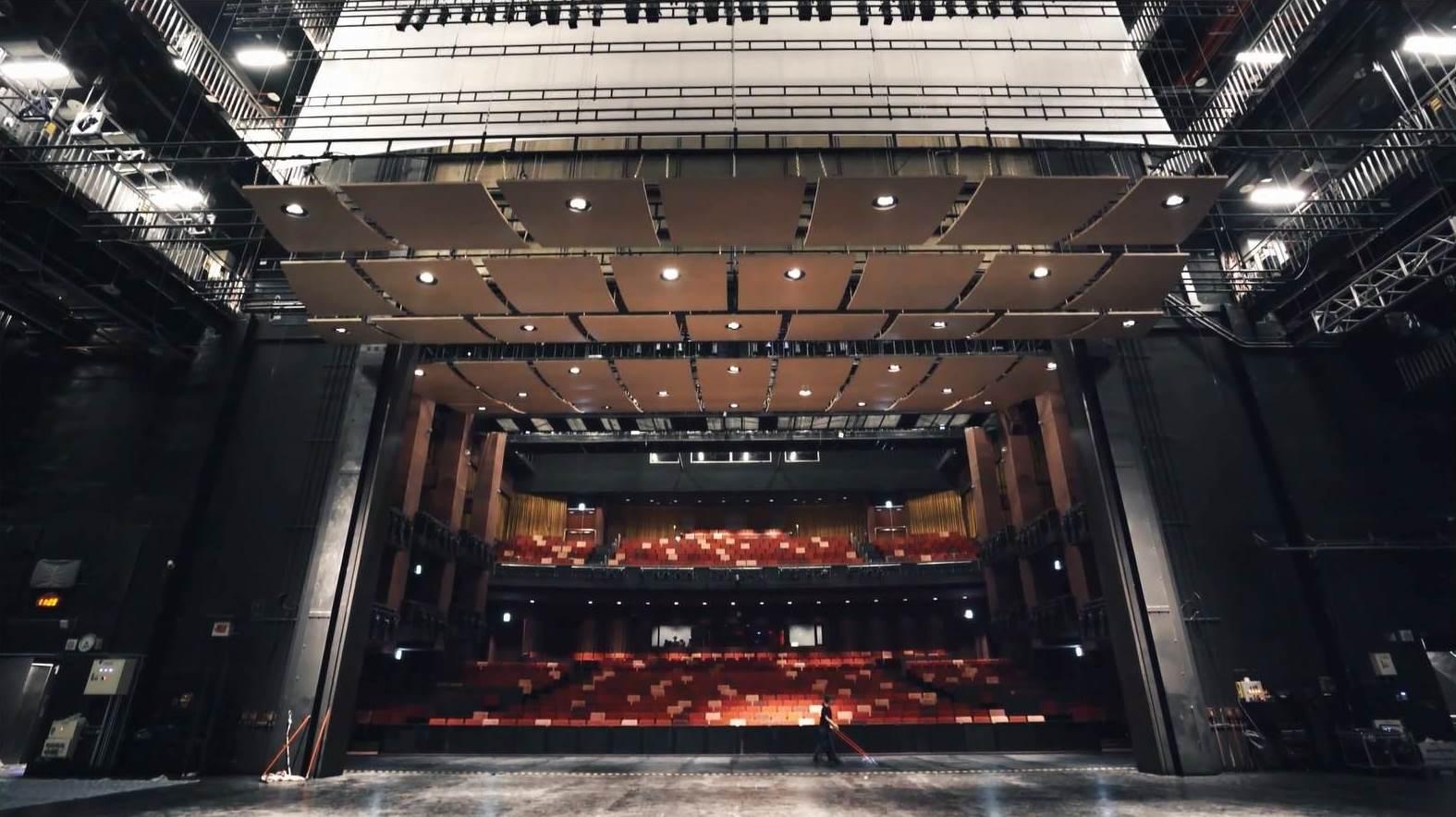 場地介紹:大表演廳