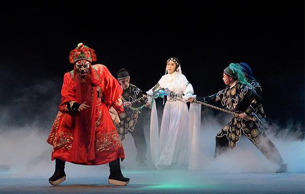 《王魁負桂英》薪傳歌仔戲劇團 宣傳短片