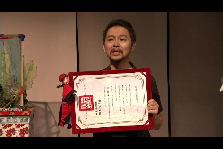 《白色說書人》宣傳短片│2019臺灣戲曲藝術節