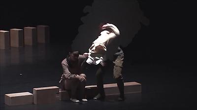 2019舞躍大地_編舞者專訪-銅牌獎  <二頭,姬> 優選 <典藏,沉浸片刻的影像>