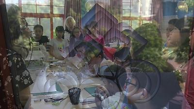 詠荏藝術咖啡空間-構築-空間覓境(立體造形設計)(宜蘭縣羅東鎮羅東國小、宜蘭縣冬山鄉清溝國小)