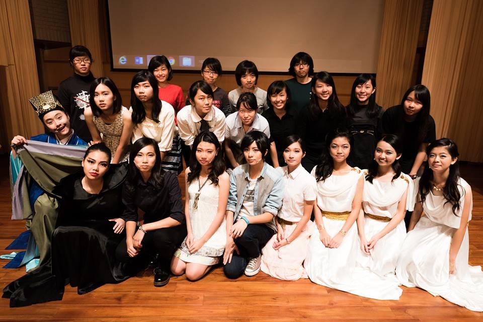 古都,青春,莎士比亞戲劇表演─台南女中《茱麗葉還魂記》