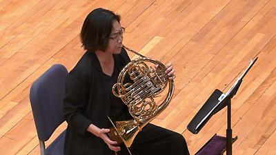 【法國號】 林姆斯基‧高沙可夫:《天方夜譚》交響組曲,作品35 (王姿蓉)