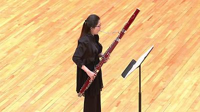 【低音管】 史瑞克:低音管奏鳴曲,作品9,第一樂章 (黃心怡)