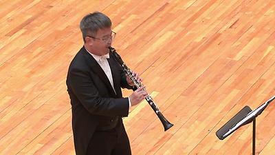 【單簧管】 林姆斯基‧高沙可夫:《天方夜譚》交響組曲,作品35 (田永年)