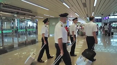 國臺交 歡慶70 桃園機場快閃