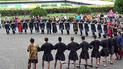 新生醫專達斯督努瑪團演出   五年祭  in國父紀念館